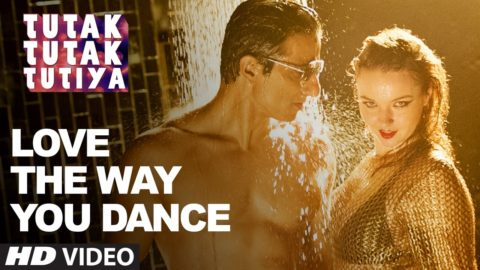 Love The Way You Dance Song from Tutak Tutak Tutiya ft Prabhudeva, Sonu Sood, Tamannaah