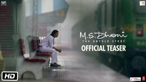 M.S. Dhoni – The Untold Story Official Teaser starring Sushant Singh Rajput