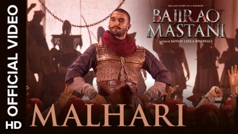 Malhari Song from Bajirao Mastani ft Ranveer Singh
