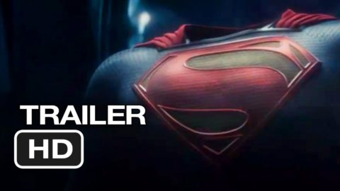 Man of Steel Official Trailer – Superman Movie