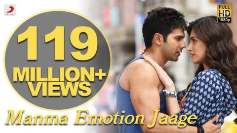 Manma Emotion Jaage from Dilwale ft Varun Dhawan, Kriti Sanon