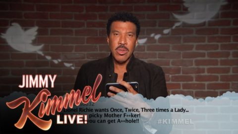 Mean Tweets – Music Edition #3