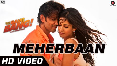 Meherbaan Song from Bang Bang