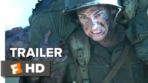 Mel Gibson's Hacksaw Ridge Official Trailer starring Andrew Garfield