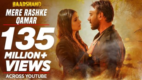 Mere Rashke Qamar Song from Baadshaho ft Ajay Devgn, Ileana D'Cruz