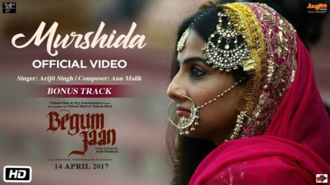 Murshida Song from Begum Jaan ft Vidya Balan