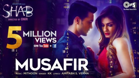 Musafir Song from Shab ft Raveena Tandon