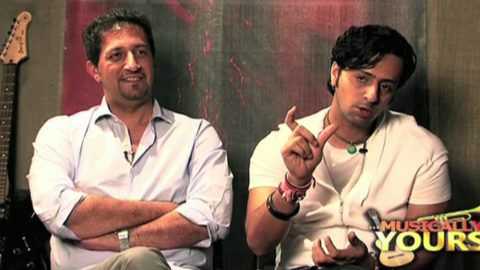 Music Directors Salim-Sulaiman Interview on Heroine and 'Chak De! India Song