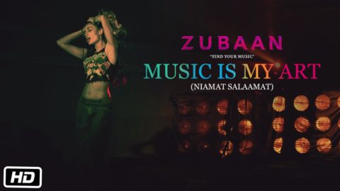 Music is my Art Song from Zubaan inspired/copied from Lose Yourself to Dance by Daft Punk