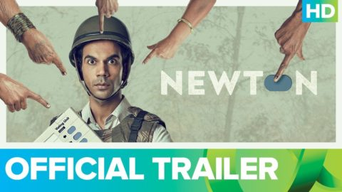 Newton Official Trailer starring Rajkummar Rao