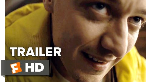 Official Trailer of M. Night Shyamalan's Split starring James McAvoy