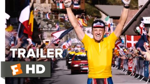 Official Trailer of The Program based on cyclist Lance Armstrong