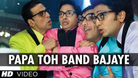 Papa Toh Band Bajaye Song from Housefull 2