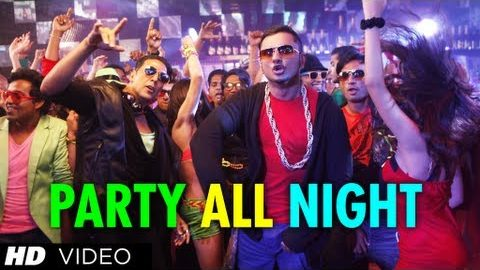 Party All Night Song – Boss
