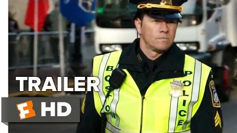 Patriots Day Official Trailer starring Mark Wahlberg