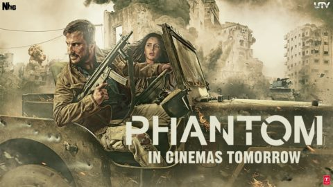 Phantom Official Trailer starring Saif Ali Khan, Katrina Kaif