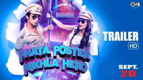 Phata Poster Nikhla Hero Theatrical Trailer