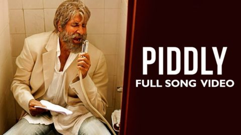 Piddly Song from Shamitabh featuring Amitabh Bachchan