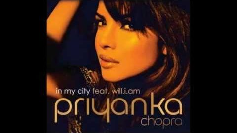 Priyanka Launches Her First Single 'In My City'