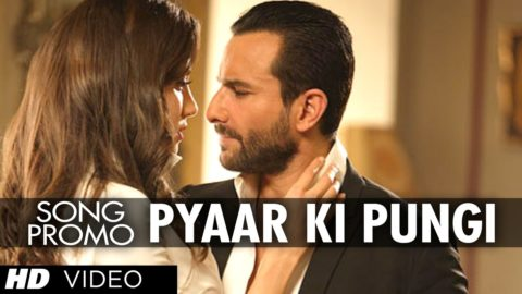 Pyaar Ki Pungi Song Promo from Agent Vinod