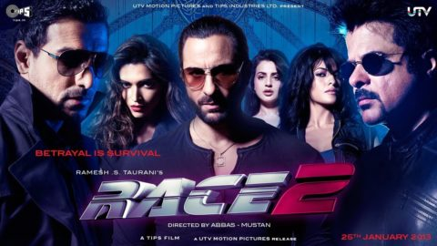 Race 2 Official Trailer