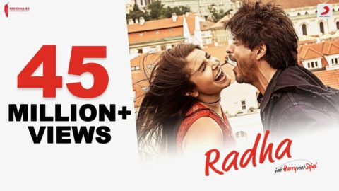 Radha Song from Jab Harry Met Sejal ft Shah Rukh Khan, Anushka Sharma