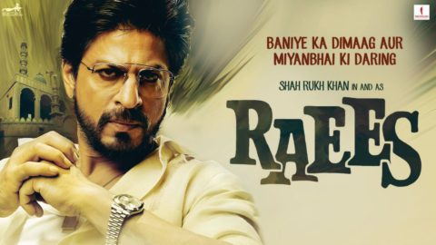 Raees Official Teaser starring Shah Rukh Khan