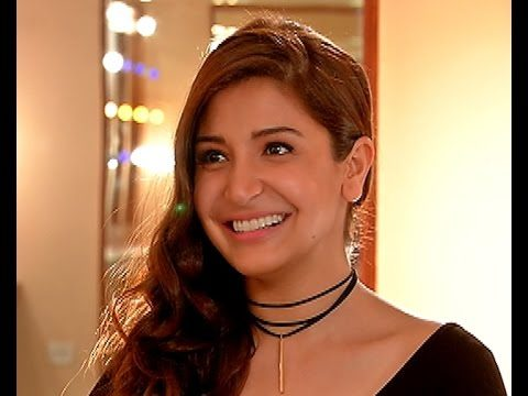 Rajeev Masand Interview with Anushka Sharma
