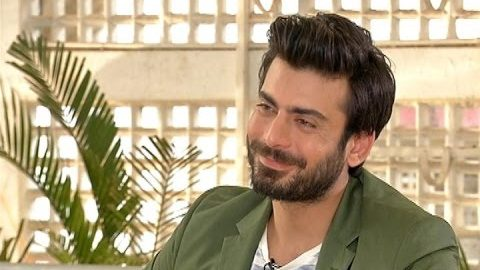 Rajeev Masand interview with Fawad Khan