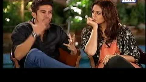 Rajeev Masand Interview with Huma Qureshi and Saqib Saleem
