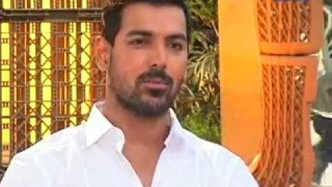 Rajeev Masand Interview with John Abraham