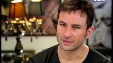 Rajeev Masand interview with Saif Ali Khan on Agent Vinod