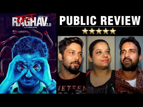 Raman Raghav 2.0 Public Reviews