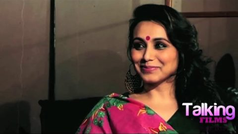 Rani Mukerji Interview on Talaash