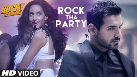 Rock the Party Song from Rocky Handsome ft John Abraham, Shruti Haasan