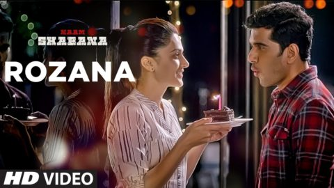 Rozana Song from Naam Shabana ft Taapsee Pannu
