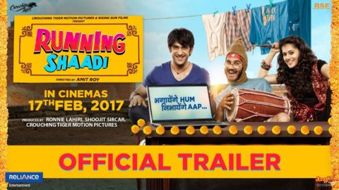 RunningShaadi.com Official Trailer starring Taapsee Pannu, Amit Sadh