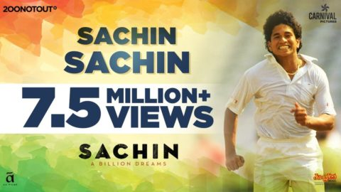 Sachin Sachin Song from Sachin A Billion Dreams ft Sachin Tendulkar