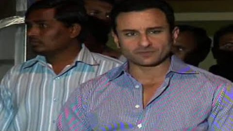 "Saif – ""I Am Sorry About My Reactions"""