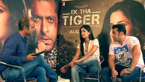 Salman Khan – Katrina Kaif on the huge opening of Ek Tha Tiger