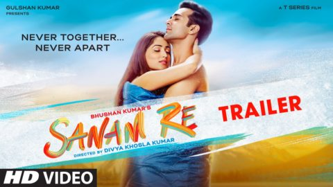 Sanam Re Official Trailer starring Pulkit Samrat, Yami Gautam, Urvashi Rautela
