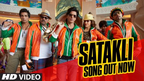 Satakli Song from Happy New Year ft Shah Rukh Khan, Deepika Padukone