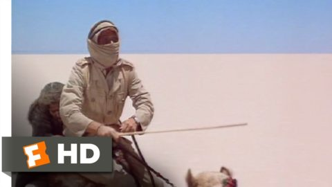 Scene of the Week: Lawrence of Arabia