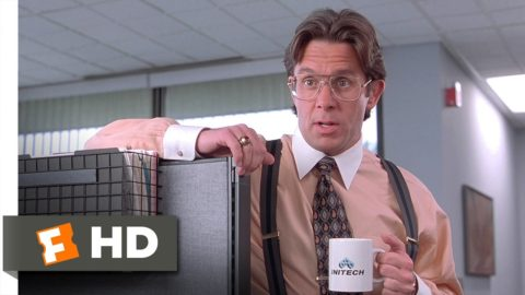 Scene of the Week: Office Space