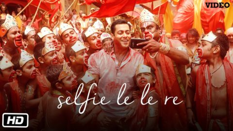 Selfie Le Le Re Song from Bajrangi Bhaijaan ft Salman Khan