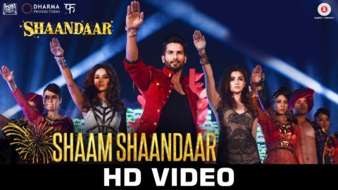 Shaam Shaandaar song from Shaandaar ft Shahid Kapoor, Alia Bhatt
