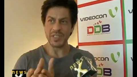 Shahrukh Khan Interview on Yash Chopra's Next