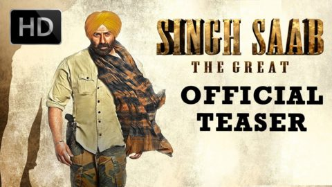 Singh Saab The Great Official Teaser