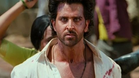 Some scenes from Agneepath