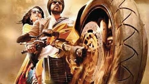 Son of Sardaar Title Song